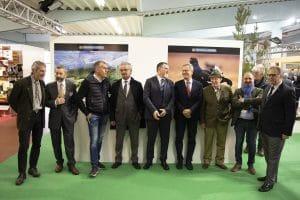 Stand Caccia Pesca Regione Veneto
