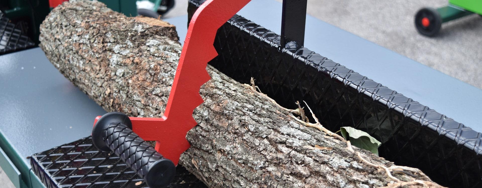 Macchine e attrezzature per lavori boschivi