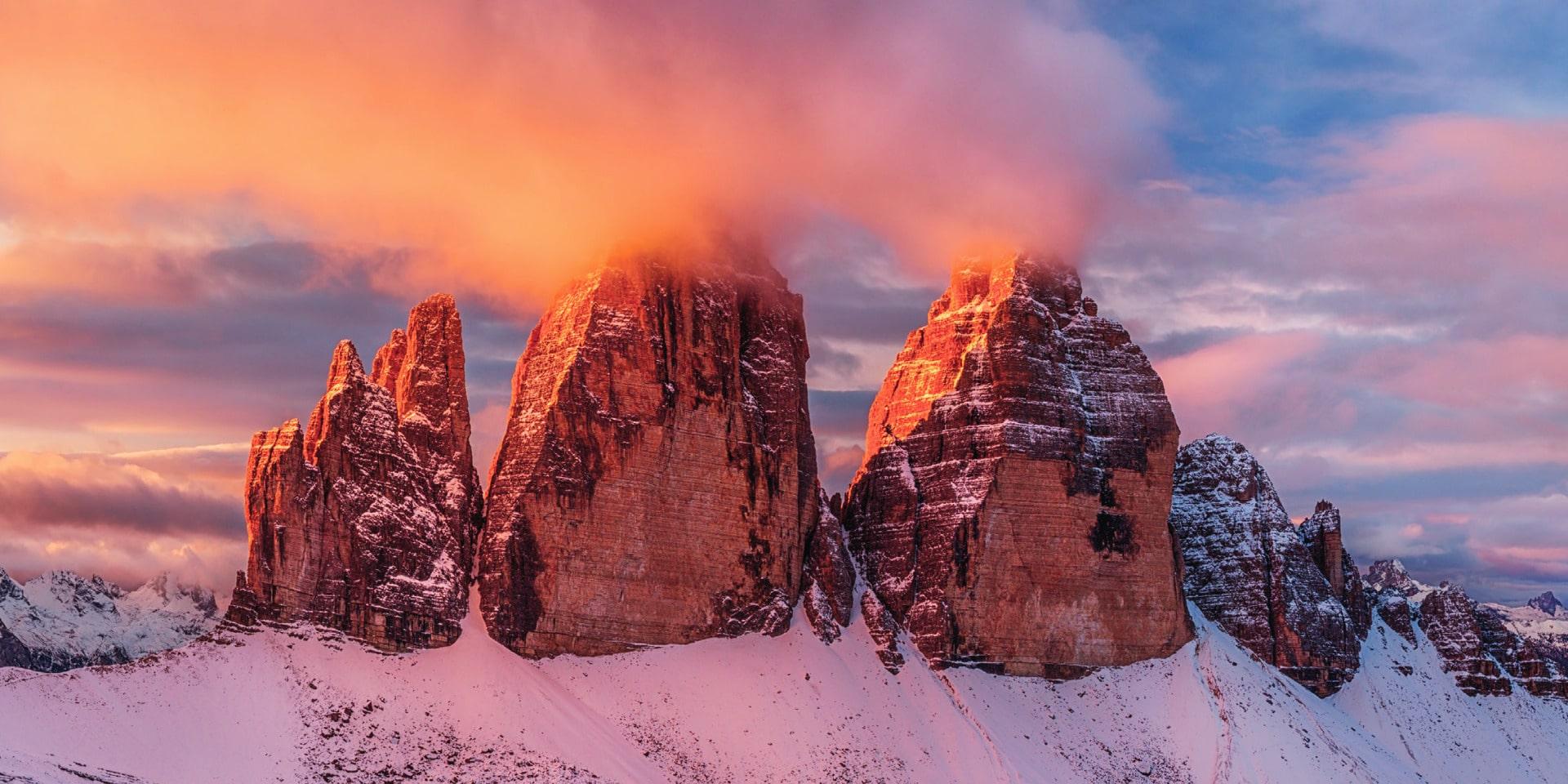 Tre Cime di Lavaredo - Expo Dolomiti outdoor