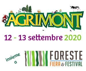 Agrimont si terrà il 12 e 13 settembre 2020 con Fiera e Festival delle Foreste