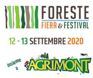 Fiera e Festival delle Foreste ospita Agrimont 2020
