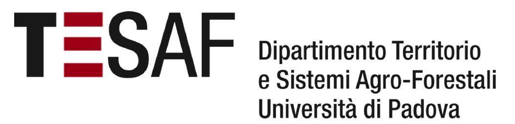 Logo Dipartimento Territorio e Sistemi Agro Forestali Università di Padova