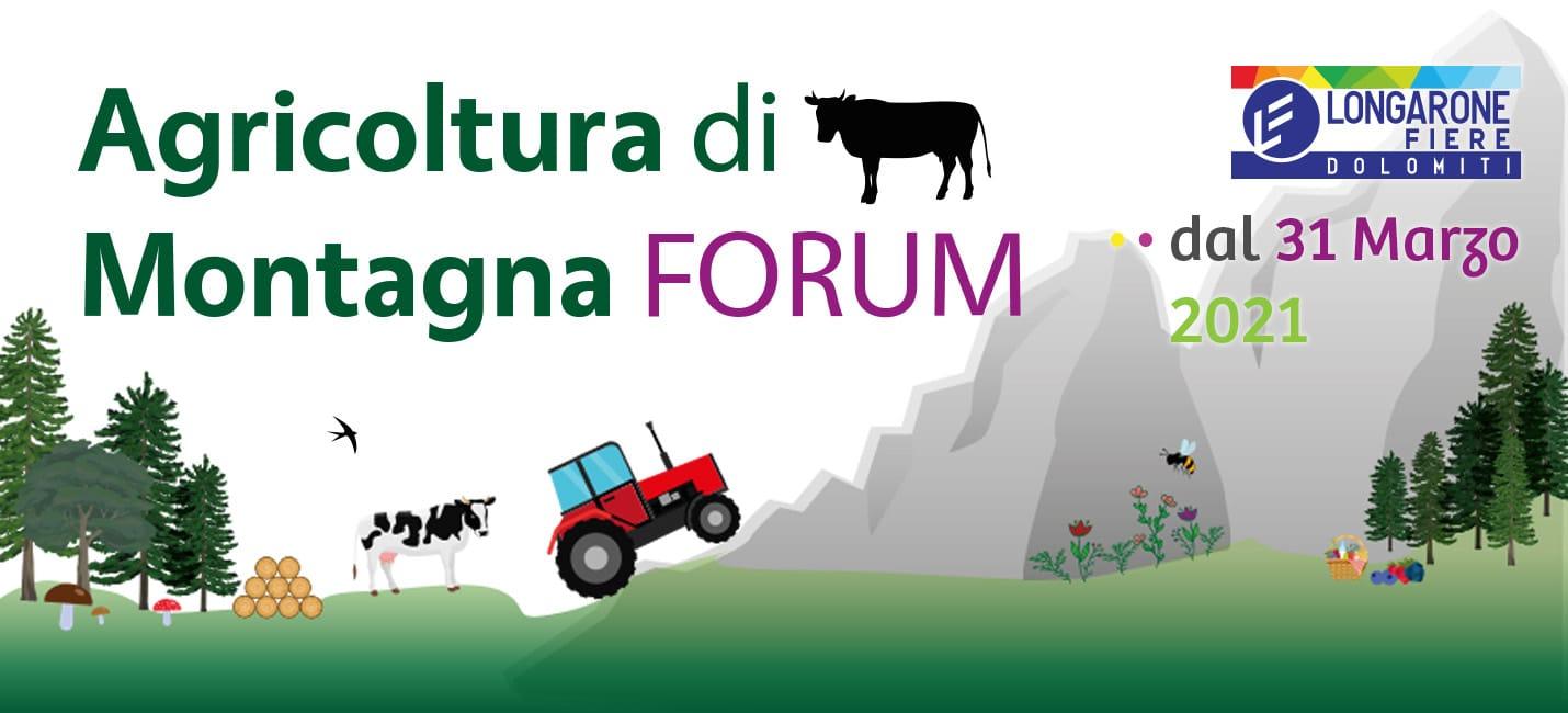 forum dell'agricoltura di montagna logo digital