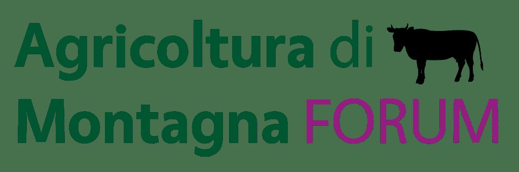 logo forum agricoltura montagna