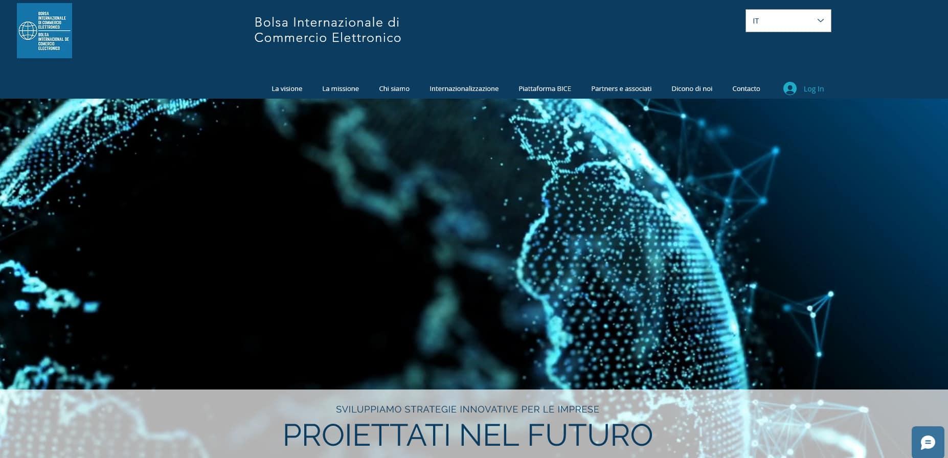 BICE Borsa Internazionale del Commercio Elettronico